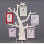 Фоторамка - дерево на 5 фото
