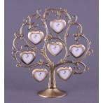 Фоторамка - дерево на 7 фото
