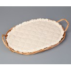 Поднос для хлеба + салфетка