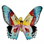 """Панно настенное """"бабочка"""" 22*20 см."""