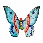 """Панно настенное """"бабочка"""" 26*28 см."""