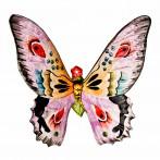 """Панно настенное """"бабочка"""" 27*26 см."""