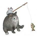 "Фигурка ""Кошки - Мышки"""