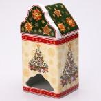 """Банка для чайных пакетиков """"Christmas Collection"""""""