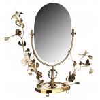 """Зеркало настольное """"Бабочки"""""""