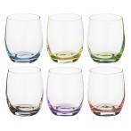 "Набор стаканов для виски 6 штук  ""Rainbow"""