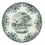 Тарелка обеденная Мельница