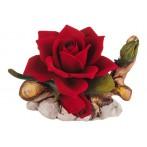 """Изделие декоративное """"роза"""" длина=19 см.высота=13 см."""