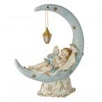Статуэтка Мальчик на луне
