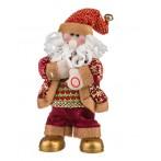 """Декоративная игрушка музыкальная """"Санта"""""""