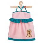 """Полотенце-платье для рук """"Дэйзи"""" с вышивкой"""