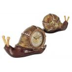 Часы настольные Улитка