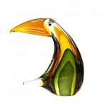Фигурка стеклянная Пеликан