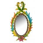 """Зеркало """"Павлиний хвост"""""""