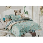 """Комплект постельного белья 1,5-спальный """"Жасмин зел"""""""