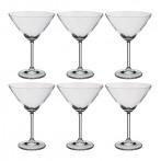 """Набор бокалов для коктейлей """"Гастро"""" из 6 шт."""