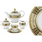 Чайный сервиз Елизавета 23 предмета на 6 персон