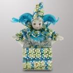 Клоун музыкальный (венецианская кукла)