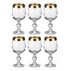"""Набор бокалов для вина """"Клаудия"""" из 6 шт."""