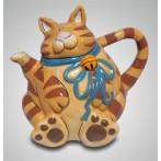 Чайник ''Рыжий кот''