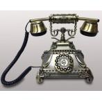Телефон кнопочный (металл)
