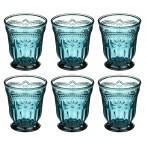 """Набор стаканов для воды """"Индиго"""""""