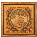 """Гобелен """"Карта"""""""