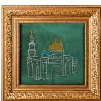 """Картина со стразами """"Московская соборная мечеть"""""""
