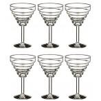 """Набор бокалов для коктейлей """"Еtore"""" из 6 шт."""
