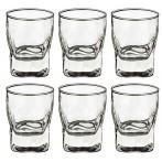 """Набор стаканов """"Quartz"""" из 6 шт."""