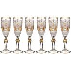 """Набор бокалов для шампанского """"Pk 500"""" из 6 шт."""