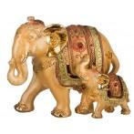 "Фигурка ""Слон со слоненком"""