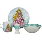 Наборы посуды на 1 персону 4 предмета