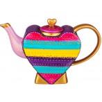 """Чайник """"Сердце радуга"""""""