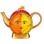 "Чайник ""Солнышко золотое"""