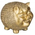 """Фигурка """"Свинья в золотых монетах"""""""