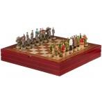 """Игра для взрослых шахматы """"Вторая мировая"""""""