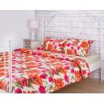 """Комплект постельного белья 2-спальный """"Маки"""""""
