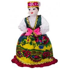 """Кукла-грелка на чайник """"Аскольда"""""""