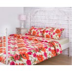 """Комплект постельного белья """"Маки"""" 2-х спальный"""