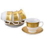 Чайный набор на 4 персоны 8 предметов
