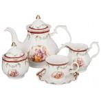 Чайный сервиз на 6 персон 15 предметов