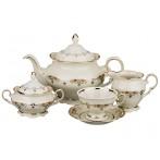 """Чайный сервиз """"Каир"""" на 6 персон 15 предметов"""