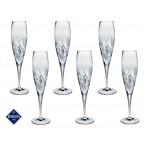 """Набор бокалов для шампанского """"Фиона"""" из 6 шт."""