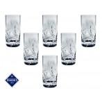 """Набор стаканов для воды """"Йорк"""" из 6 шт."""