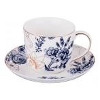 Чайный набор на 1 персону 2 предмета