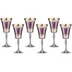 """Набор бокалов для вина """"Виолетта"""" из 6 шт."""