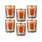 "Набор стаканов для виски ""Рубикондо"" из 6 шт."