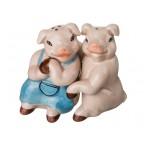"""Набор фигурок """"Свинки влюбленные"""" из 2 шт."""