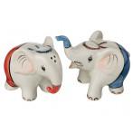 """Набор фигурок """"Слоны"""" из 2 шт."""